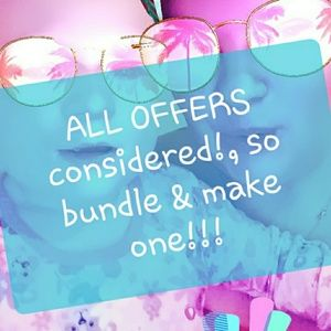 Other - Anything in my closet, bundle & make offer!